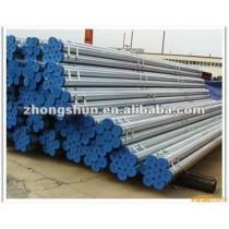 galvanized steel pipe with cap