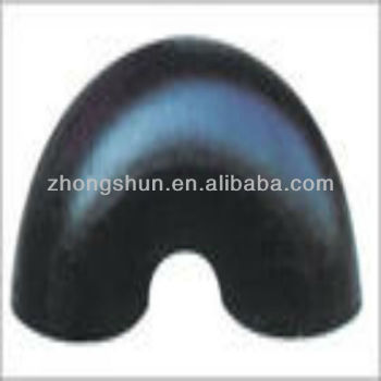 ASTM black steel elbow