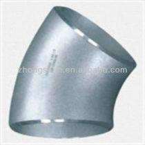ASTM S/R 45 steel elbow