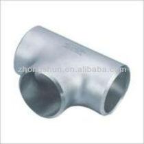 carbon steel pipe straight tee