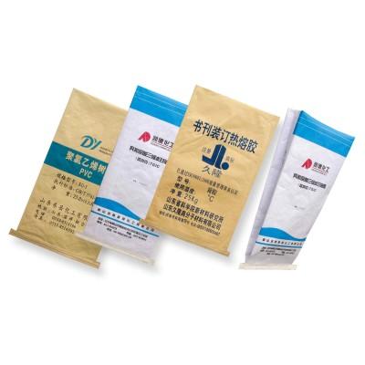 Paper-plastic compound bag