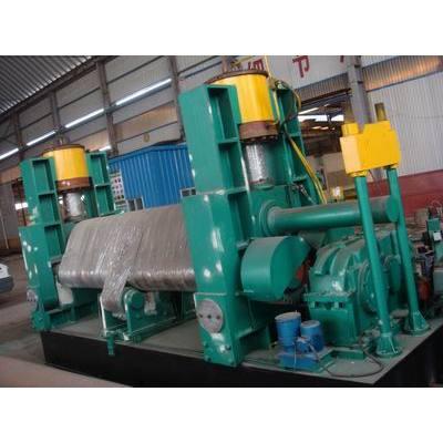 large 3-roller sheet bending machine