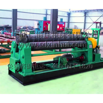 W11STNC&BNC 10.5x3000 Upper roller universial rolling machine