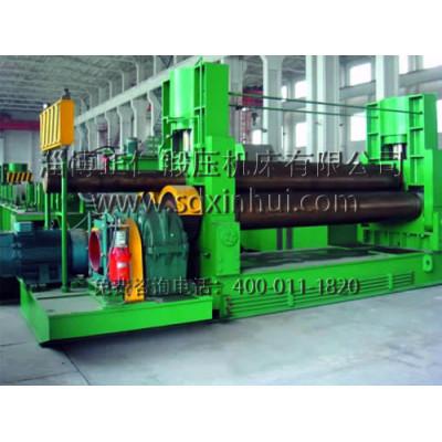 3-roller plate rolling machine,bending machine