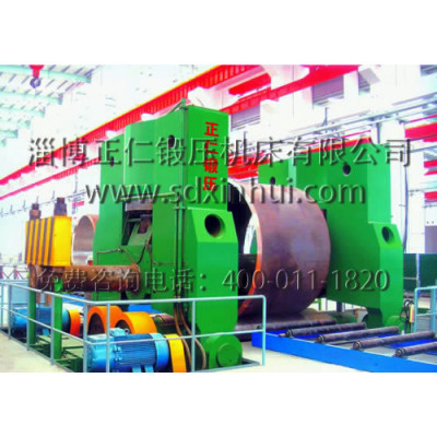 upper-roller plate rolling machine