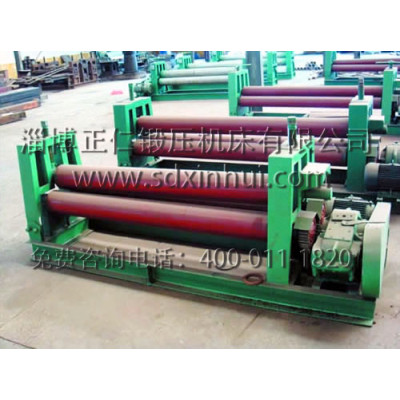 W11S 13x3000 Upper roller universial rolling machine