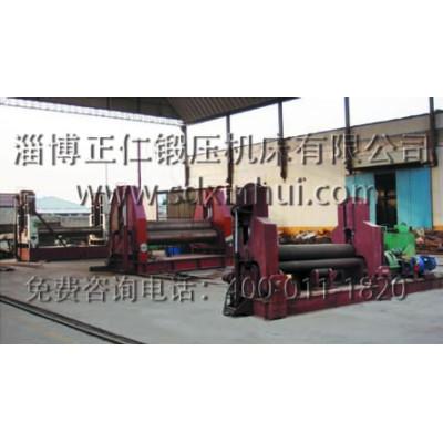 W11S 10.5x3000 Upper roller universial rolling machine