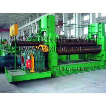 W11S 9.5x3000 Upper roller universial rolling machine