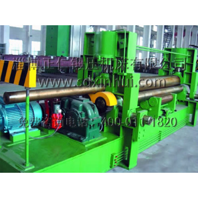 upper roller universal plate rolling machine