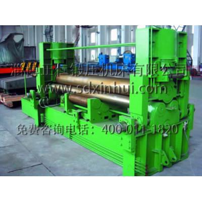 4-roller hydraulic roller rolling machine W12-30x3500