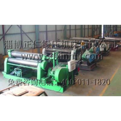 W11S 8x2500 Upper roller universial rolling machine