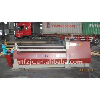 4-roller plate bending machine,rolling machine