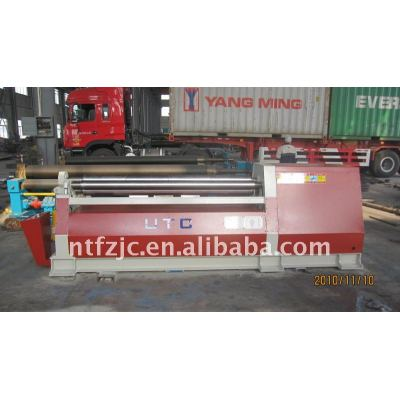 4-roller plate bending machine,rolling machine