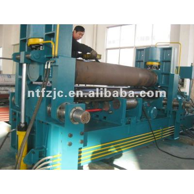 four roller plate bending machine,rolling machine