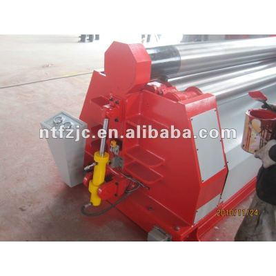 CNC 4-roller plate bending machine ,rolling machine