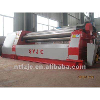 NC 4- Roller Plate Bending Machine