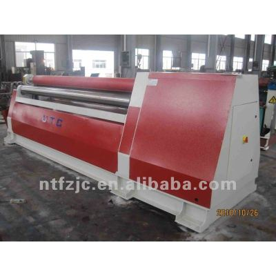 CNC 4- Roller Plate Rolling Machine