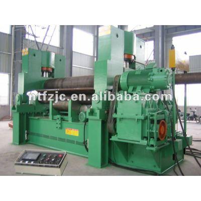 Upper-roller universal rolling machine