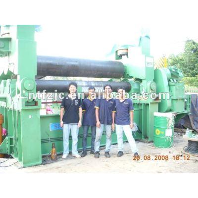 Upper-roller Universal Rolling machine & Plate rolling machine