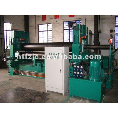 upper roller universal plate rolling machine W11S-25x3000