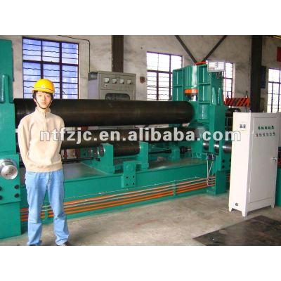 series CNC upper roller universal plate rolling machine W11S-25x3000