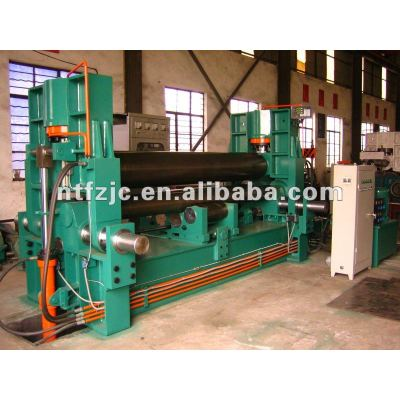 CNC upper roller universal plate rolling machine W11S-25x3000