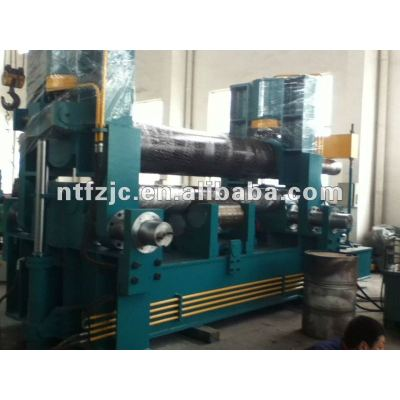CNC upper roller universial plate rolling machine W11S-50x2500