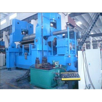 upper 3-roller universal palte rolling machine W11S-100x3000