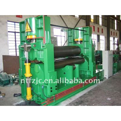 3-roller plate bending machine,rolling machine