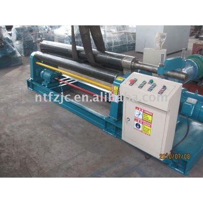 3-roller symmetrical plate bending machine