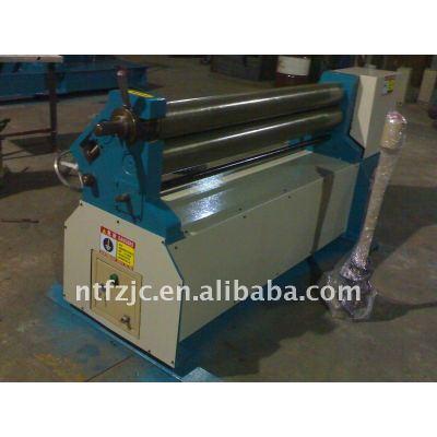 asymmetrical plate bending machine