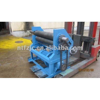 asymmetrical 3-roller bending machine