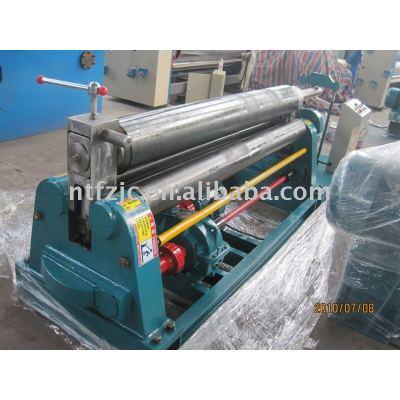 3-roller plate rolling machine W11-12x2000