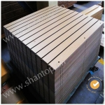 Slotted MDF Board