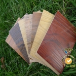 Wood Grain Melamine face MDF Board