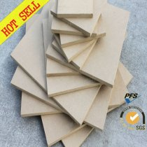high qualty building timber mdf board/sheet