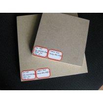 mdf manufacturer/high class raw mdf panel