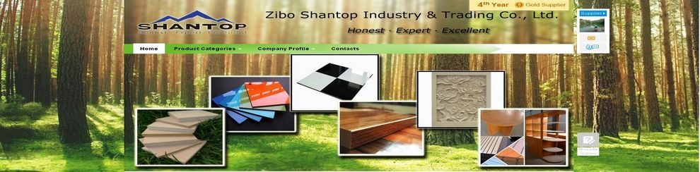 Zibo Shantop Industry & Trading Co., Ltd.