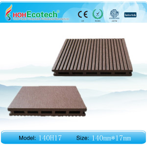 WPC composite wood material