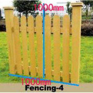 Decoration WPC Fencing