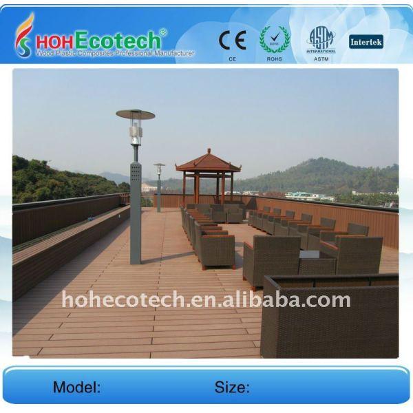 terraza al aire libre