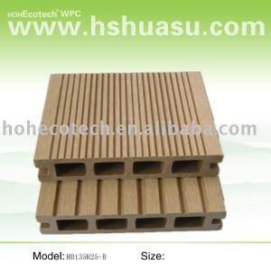 Le bois aiment parqueter--Matériaux de WPC