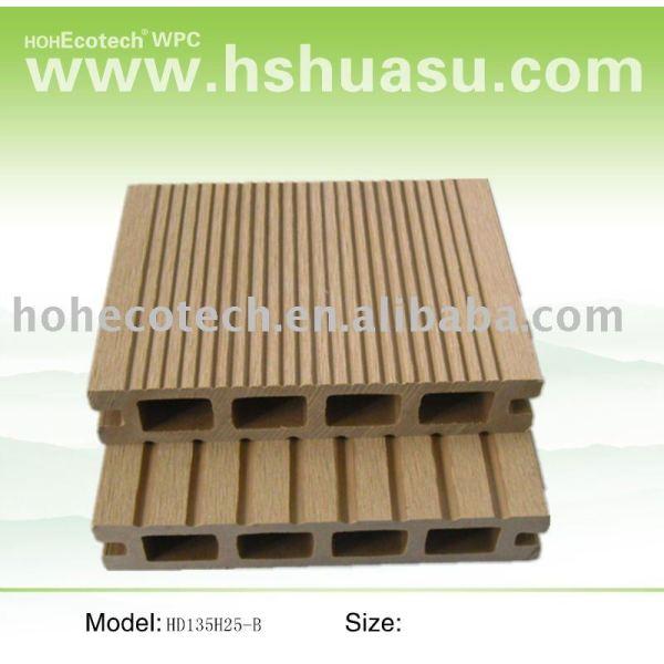 Holz mag ausbreiten--WPC Materialien