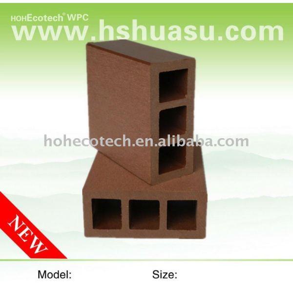 popular compuesto plástico de madera al aire libre