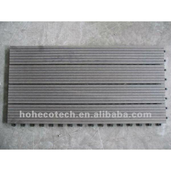 Balcón de wpc azulejo de suelo - 300*600mm
