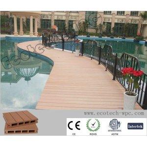 wood plastic composite WPC Flooring