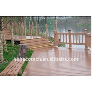 Commercial Furniture!wood plastic composite bench/chairs public rest chairs waiting chairs