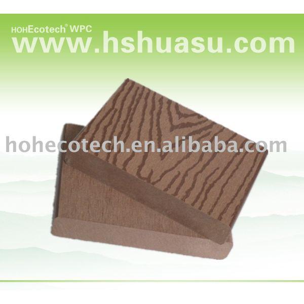 populärer wpc Deckingfußboden-Zusammensetzungfußboden