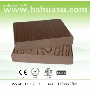 wood plastic composite deck marinhos