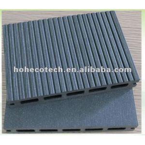 Hoh ecotech 145x21 impermeável wpc wood plastic composite decking/telha de assoalho